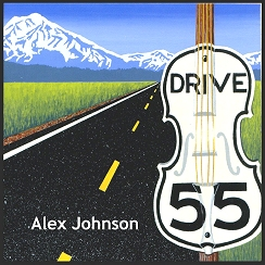 "Cover for ""Drive 55"", by Alex Johnson"