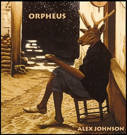 "Cover for ""Orpheus"", by Alex Johnson"
