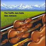 "Cover for ""The Traffic Jam Suite"", by Alex Johnson"