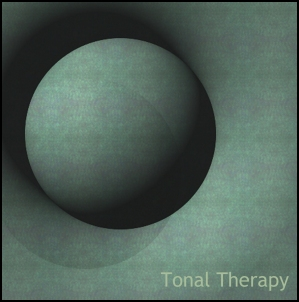 "Cover for ""Tonal Therapy"", by Alex Johnson"